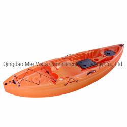 Professional Rotomolded Kayak de pêche unique en plastique