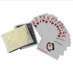 Prezzo di fabbrica carta/plastica da gioco/carte da gioco di qualità del Casino personalizzato