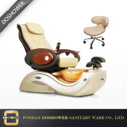 Tabela de unhas Manicure Mesa com cadeira de massagem SPA Manicure Pedicure