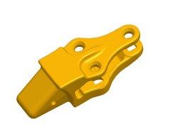 Komatsu Wa500 DRP de pièces de rechange du chargeur adaptateur godet 423-847-1111