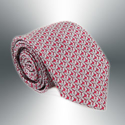 Diseño Professional OEM Corbata Impresión sobre tela (M061)