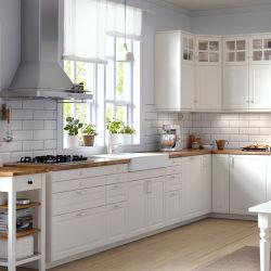 Vendita della mobilia della cucina di disegno dell'armadio da cucina della scheda del PVC del nuovo prodotto