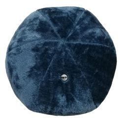 Funciona con batería eléctrica de la vibración cuerpo masajeador de cuello de bola Respaldo Cojin almohada de masaje vibratoria