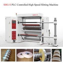 Novo rolo jumbo de alta velocidade máquina de corte Cortador rebobinador de papel