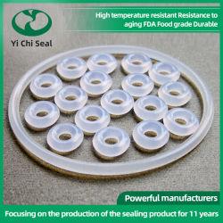 Haute résistance à joint torique en silicone de 2,65 mm de CS du silicone