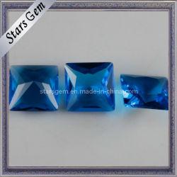 مربع سعر المصنع شكل الخرز الزجاجية غير محكمة التثبيت