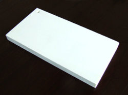 لوحة إعلانات PVC الخارجية عالية الكثافة للإعلان