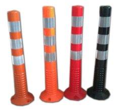 Suave y flexible muy visibles para delineación PU duradero balizas Advertencia Post Post