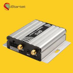 メモリ・カードおよび燃料センサーが付いている装置を追跡している自動車自動ソフトウェアGSM GPRS車の追跡者GPS