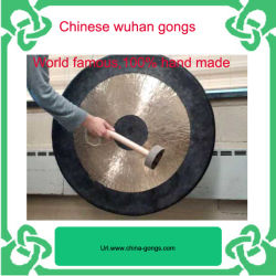 Chinese Wuhan Hand Made Chau Gong