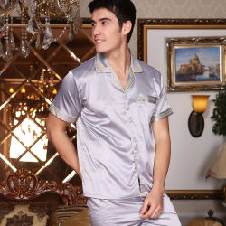 Оптовая торговля Pajama устанавливает Кампания просрочена Sleepwear Man&S хлопка для печати износ пижама Зимнего дома износа