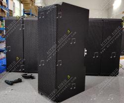 Профессионального звукового эффекта Three-Way двойной 12 дюйма полный диапазон громкоговоритель системы J8 на базе линейного массива J-Sub мощные басы