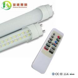 T9 1,2 m de tubo de LED de luz regulável (JS-T912X18S)