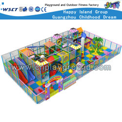 معدات المتنزّه الترفيهية في الأماكن المغلقة للأطفال في قلعة الضحك (HD-0112)