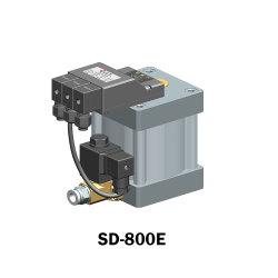 Automatische Zero Air-Loss intelligente aftapkraan model SD-800e voor luchtcompressie Systeem