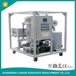 Ls-Gzl-50 vácuo de alta precisão purificador de óleo da engrenagem