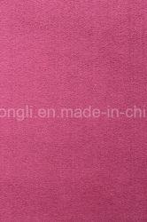 Four-Way Spandex, Inslag Gebreide Poly/Spandex Stof, de Breiende Stof van het Suède Faux voor Kostuum, 160-170GSM