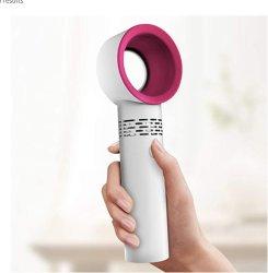 휴대용 휴대용 냉각 장치 무광 팬 USB 충전식 미니 팬