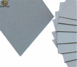 Boîte cadeau double côté laminé dos gris de l'uncoated Paper Board