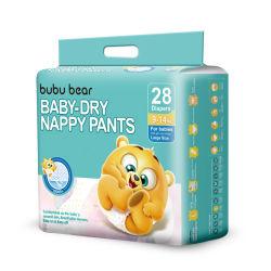 preço de fábrica por grosso ultra-suave descartável respirável das fraldas para bebés de Bebé Fraldas guardanapo