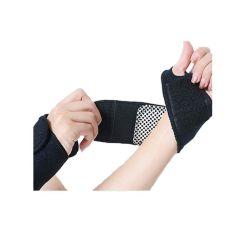 Venda por grosso de energia de turmalina terapia magnética de alívio da dor pulseiras banda