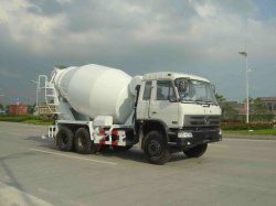 Gemaakt in China 8m3-16m3 Betonmenger Truck