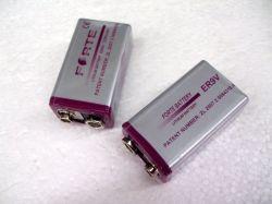بطارية بقوة 10.8 فولت 6F22 1200 مللي أمبير/ساعة من Prismatic Cell ER9V U9VL L522 لـ جهاز كشف إنذار الدخان
