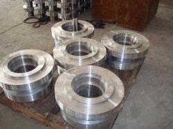 Pièce en acier de récipient à pression de pièce forgéee d'A544 S355