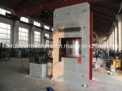 Vulcanización del caucho máquina de la prensa / Caucho Vulcanizador Press
