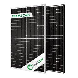 Comitato policristallino di PV delle mono 355W 360W 365W 370W 375W 380W 390W 400W di Sunpal poli cellule mezze fotovoltaiche dei comitati solari per la casa