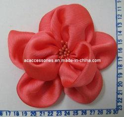 2012 [هندمد] [شرمّينغ] حمراء بناء زهرة مع مدقّة ([سفك0544])