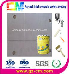 Het binnenlandse Buiten Decoratieve Concrete Schilderen Op basis van water van de Bescherming