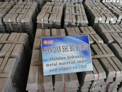 Directa de Fábrica High-Purity lingote de Zinc las concesiones de precios