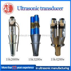 Vibrador transductor de soldadura ultrasónica de alta calidad