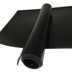 Hoja de neopreno comercial de caucho con baja temperatura de aceite de la flexibilidad y resistencia