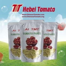 부르키나파소 의 뉴기니아를 위한 빨간색 토마토 퓌레 도마도 소스 토마토 페이스트
