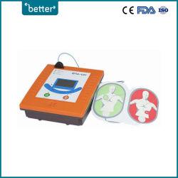 جهاز المستشفى مزيل الرجفان الخارجي الآلي (AED)/جهاز إزالة رجفان القلب الخارجي الآلي B6l الإسعافات الأولية الطبية