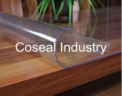 De super Duidelijke Flexibele Plastic Mat van de Lijst