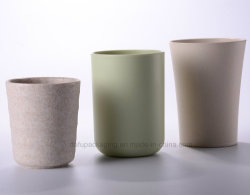Weizen-Stroh-abbaubarer Plastikwässernbecher