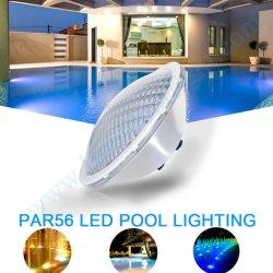 최고 광도 70W 옥수수 속 LED PAR56 의 500W 할로겐 PAR56 수영장 전구의 보충