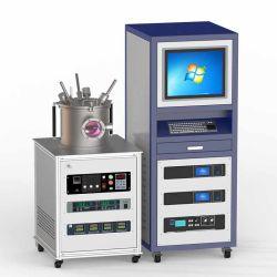 Máquina de Revestimento de vidro de pulverizaça ̃ o magnetron Metallizer Vácuo Linha de revestimento para venda