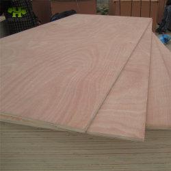 Compensato commerciale laminato impiallacciatura di legno del fornitore della Cina