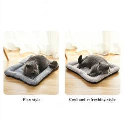 Pet Antiderrapagem Luxo OEM/Dog/Cat #Camas com tampa lavável amovível