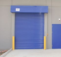 Industrial Exterior Commercial Steel Aluminium Metal Warehouse Power Avvolgibile Avvolgibile Avvolgibile Avvolgibile Avvolgibile Sportello Di Sicurezza Per Garage
