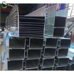 Het Kanaal van het Roestvrij staal C van de hoogste Kwaliteit laste Unistrut Purlin in