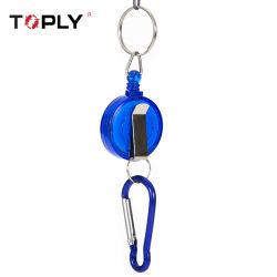 [وير روب] [كشين] اللون الأزرق يخيّم متداخل لصة سلسلة مفتاح حامل