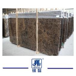마루 도와 벽 클래딩 싱크대 물동이 수채를 위한 브라운 Emperador 중국 어두운 대리석 석판 또는 대리석