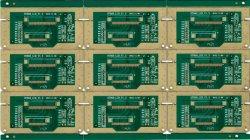 PWB del circuito del Rogers Enig per la scheda di potere di elettronica
