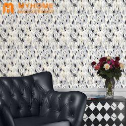 Colorare la carta da parati impermeabile della stanza della parete 3D della pittura