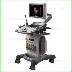 FM-580c диагностики в больницах машины полностью цифрового 4D цветового доплеровского ультразвукового сканера .